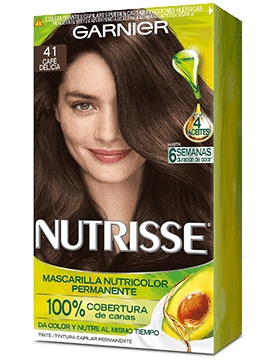 Tinte 41 Cafe Delicia Nutrisse Regular
